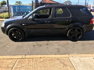 2006 Ford Territory SY Turbo AWD 6 Speed Sports Automatic Wagon