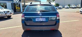 2008 Holden Commodore VE MY09 60th Anniversary Sportwagon Blue 4 Speed Automatic Wagon