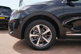 2019 Kia Sorento UM PE MY20 SLi (4x4) Black 8 Speed Automatic Wagon.