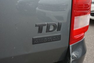 2015 Volkswagen Amarok 2H MY15 TDI420 4Motion Perm Trendline Grey 8 Speed Automatic Utility
