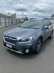 2018 Subaru Outback B6A MY18 2.5i CVT AWD Grey 7 Speed Constant Variable Wagon