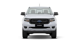 2021 Ford Ranger PX MkIII 2021.25MY XL Hi-Rider Arctic White 6 Speed Sports Automatic.