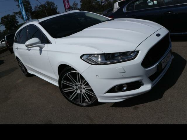 Used Ford Mondeo Kingswood, Ford 2016.25 WAGON TITANIUM . 2.0DIESEL 6SP PSHIF