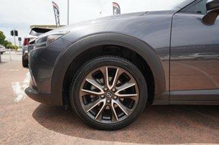 2015 Mazda CX-3 DK S Touring (AWD) Grey 6 Speed Automatic Wagon.