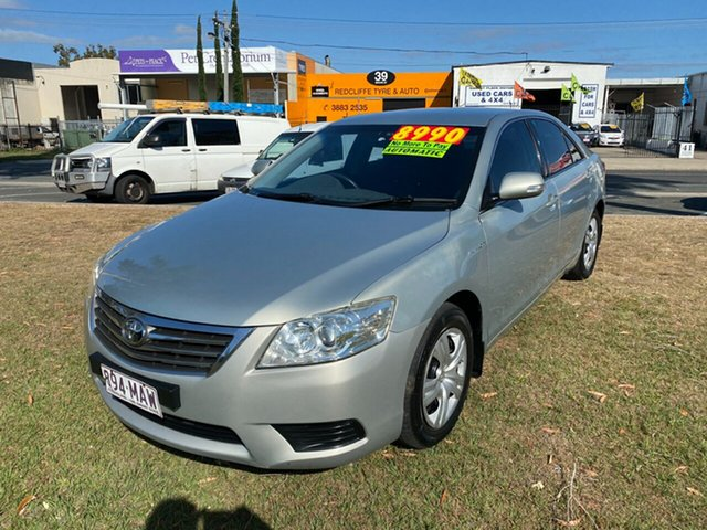 Used Toyota Aurion GSV40R MY10 AT-X Clontarf, 2009 Toyota Aurion GSV40R MY10 AT-X 6 Speed Sports Automatic Sedan