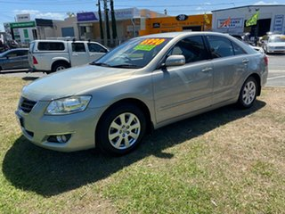 2007 Toyota Aurion GSV40R Touring White 6 Speed Sports Automatic Sedan.