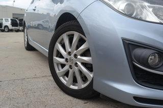 2010 Mazda 6 GH1051 MY09 Classic Blue 5 Speed Sports Automatic Sedan