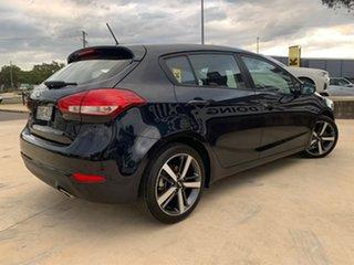 2018 Kia Cerato Hatch Sport Gravity Blue Sports Automatic Hatchback