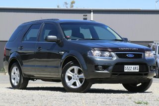 2009 Ford Territory SY MkII TX AWD Grey 6 Speed Sports Automatic Wagon.