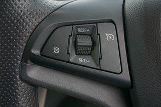 2012 Holden Barina TM MY13 CD Black 6 Speed Automatic Hatchback