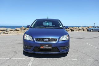 2008 Ford Focus LT TDCi Blue 6 Speed Manual Hatchback.
