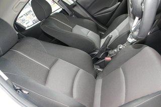 2018 Mazda 2 DJ2HAA Genki SKYACTIV-Drive White 6 Speed Sports Automatic Hatchback