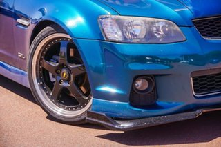 2012 Holden Ute VE II MY12 SS Blue 6 Speed Sports Automatic Utility