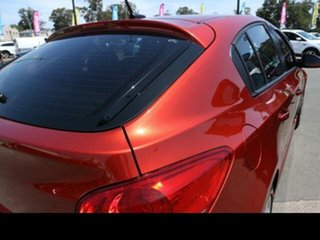 2015 Holden Cruze JH MY15 SRi V Orange 6 Speed Manual Hatchback