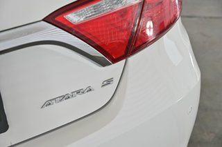2016 Toyota Camry ASV50R Atara S White 6 Speed Sports Automatic Sedan