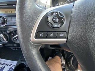 2017 Mitsubishi Mirage LA MY18 ES White 5 Speed Manual Hatchback