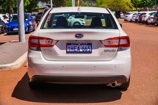 2020 Subaru Impreza G5 2.0I-S White Constant Variable Sedan.