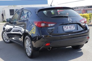 2015 Mazda 3 BM5476 Maxx SKYACTIV-MT Jet Black 6 Speed Manual Hatchback.