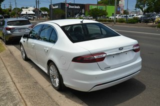 2015 Ford Falcon FG X G6E White 6 Speed Automatic Sedan