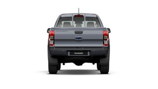 2021 Ford Ranger PX MkIII MY21.25 XL 2.2 Hi-Rider (4x2) Meteor Grey 6 Speed Automatic