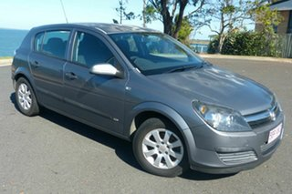 2006 Holden Astra AH MY06 CD Blue 4 Speed Automatic Hatchback.