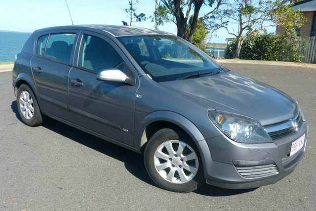 Used Holden Astra AH MY06 CD Gladstone, 2006 Holden Astra AH MY06 CD Blue 4 Speed Automatic Hatchback