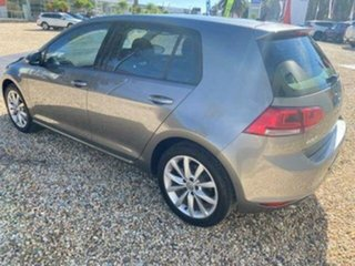 2016 Volkswagen Golf AU MY16 110 TDI Highline 6 Speed Direct Shift Hatchback