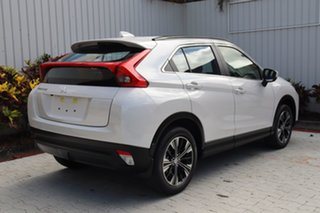 2020 Mitsubishi Eclipse Cross YA MY20 ES 2WD White 8 Speed Constant Variable Wagon