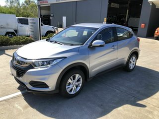 2020 Honda HR-V MY20 VTi Silver 1 Speed Constant Variable Hatchback