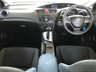 2012 Honda Civic 9th Gen VTi-S Blue 5 Speed Sports Automatic Hatchback