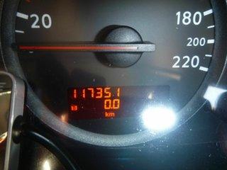 2014 Nissan Navara D40 S7 ST Blue 6 Speed Manual Utility.