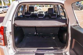 2013 Suzuki Grand Vitara JB MY13 Prestige Silver 4 Speed Automatic Wagon