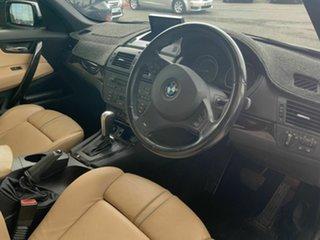 2008 BMW X3 E83 MY07 2.0D Silver 6 Speed Auto Steptronic Wagon