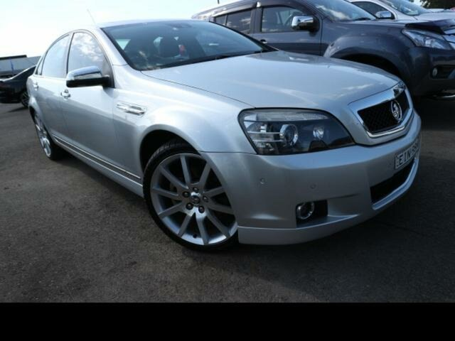 Used Holden Caprice WN MY15 V Kingswood, 2014 Holden Caprice WN MY15 V Silver 6 Speed Auto Active Sequential Sedan