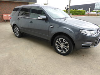 2014 Ford Territory SZ Titanium Seq Sport Shift Amazonite Grey 6 Speed Sports Automatic Wagon.