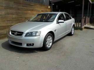 2009 Holden Commodore VE MY09.5 International Silver 4 Speed Automatic Sedan