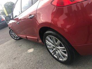 2013 Renault Megane III B95 MY13 GT-Line Red/Black 6 Speed Constant Variable Hatchback