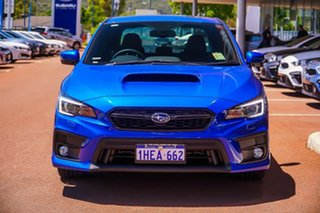 2020 Subaru WRX V1 Premium Blue Manual Sedan