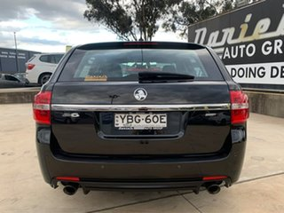 2016 Holden Commodore SV6 Black Sports Automatic Wagon