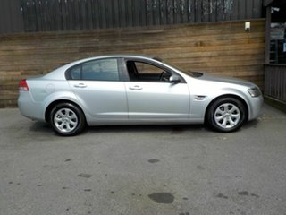 2009 Holden Commodore VE MY09.5 International Silver 4 Speed Automatic Sedan.