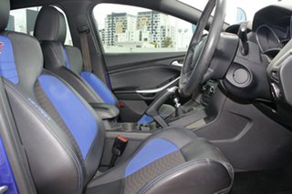 2014 Ford Focus LW MkII ST Blue 6 Speed Manual Hatchback
