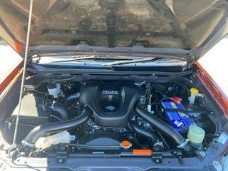 2015 Isuzu D-MAX MY15 LS-M Crew Cab Orange 5 Speed Sports Automatic Utility