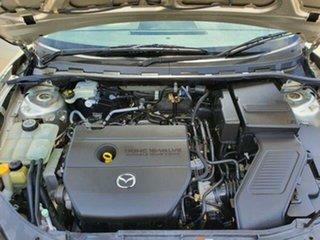 2007 Mazda 3 BK10F2 Neo Silver 5 Speed Manual Sedan