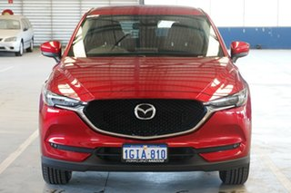 2017 Mazda CX-5 MY17 Maxx Sport (4x4) Zeal Red 6 Speed Automatic Wagon