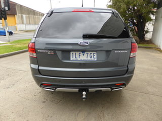 2014 Ford Territory SZ Titanium Seq Sport Shift Amazonite Grey 6 Speed Sports Automatic Wagon