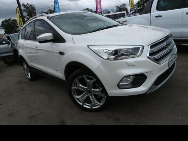 Used Ford Escape Kingswood, Ford 2018 MY SUV TITANIUM . 2.0 PET A 6SP AWD