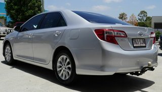 2012 Toyota Camry ASV50R Altise Silver 6 Speed Sports Automatic Sedan