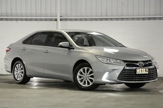 2016 Toyota Camry ASV50R Altise Ocean Mist 6 Speed Sports Automatic Sedan.