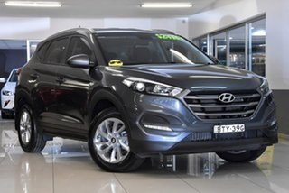 2016 Hyundai Tucson TL Active 2WD Grey 6 Speed Sports Automatic Wagon