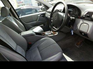 2004 Mercedes-Benz ML270 CDI W163 4x4 Black 5 Speed Auto Tipshift Wagon